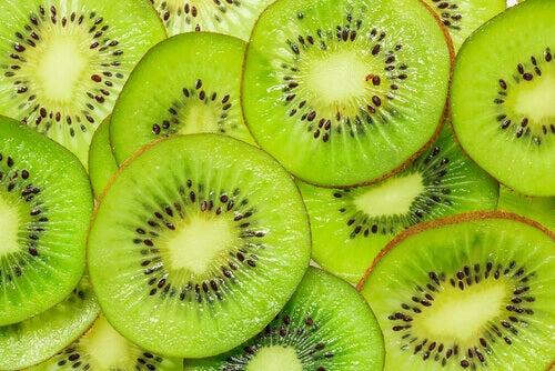 kiwi för matsmältningen