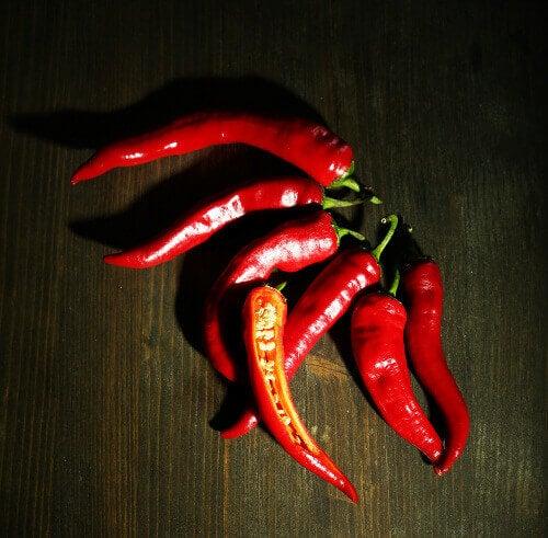 Chilifrukter