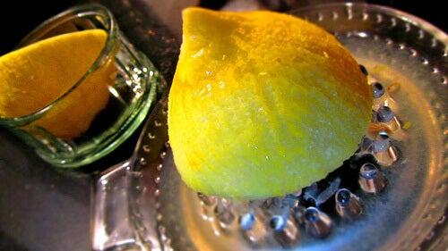 Citron mjukar upp
