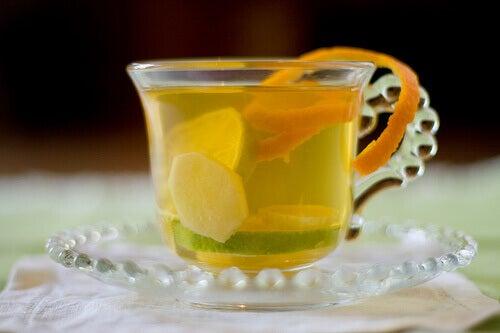 Ginger-teasve