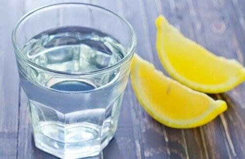 Huskurer med citron