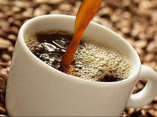 Fem goda anledningar att dricka kaffe