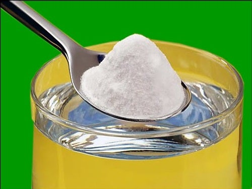 Bikarbonat kan användas mot vårtor