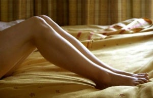 Stickningar i ben