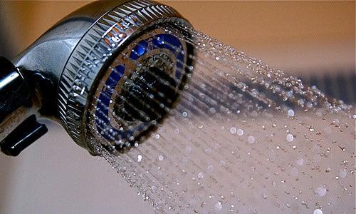 En kall dusch