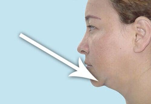Fyra tips för att få en smalare hals