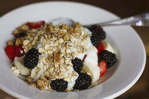 Fullkorn till frukost
