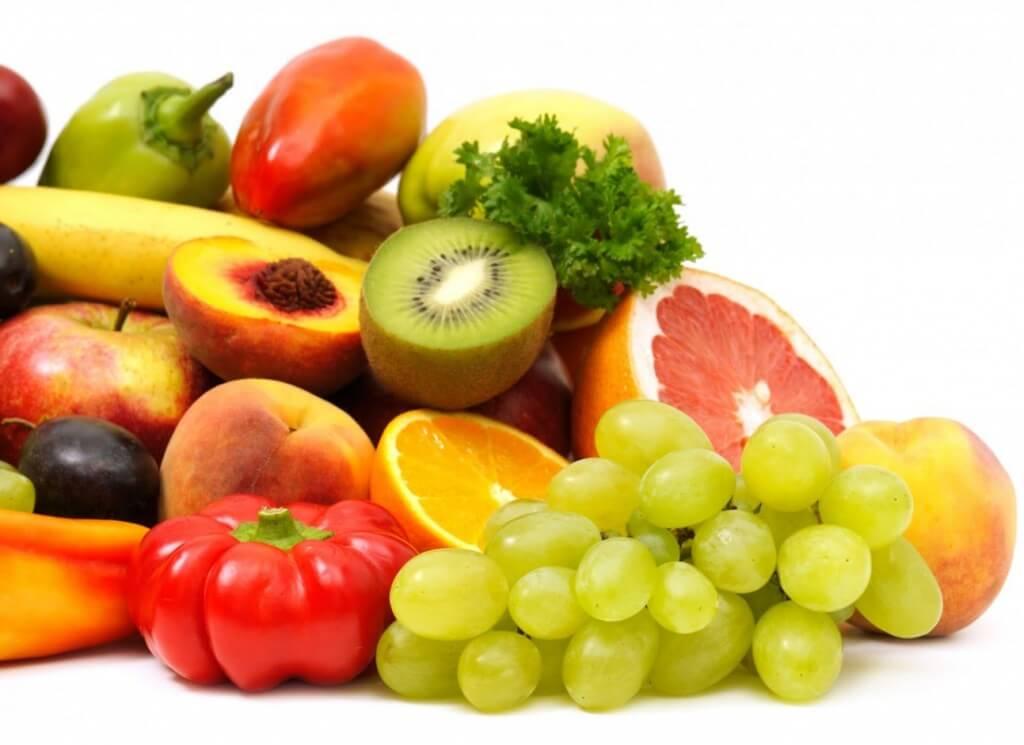Naturliga antihistaminer i en mängd olika frukter