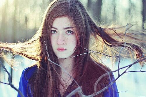 Ta hand om ditt hår med en naturlig hårmask