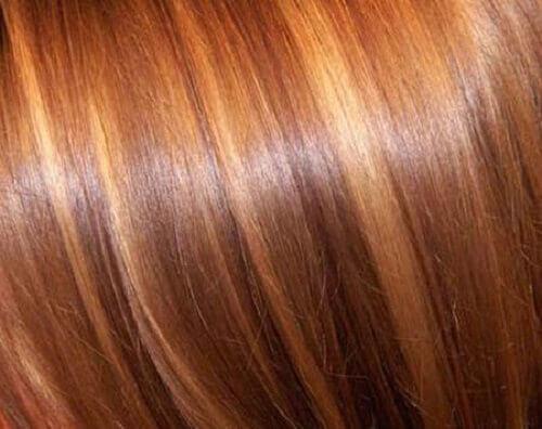 Inpackningar för att platta håret naturligt