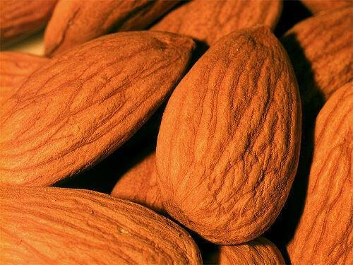 Nötter finns också i form av mjölk