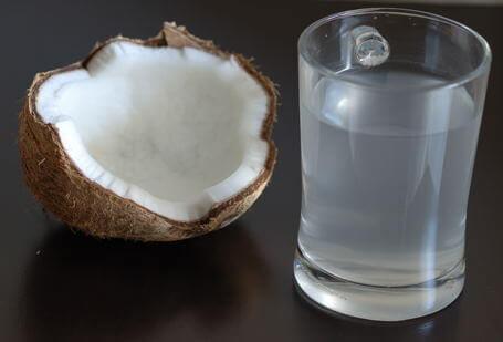 Kokos är bra mot bakterier