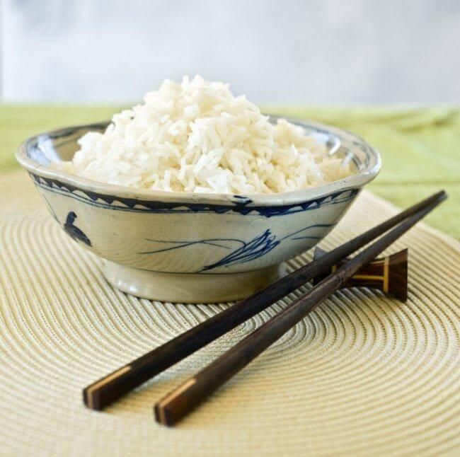 Ris i skål