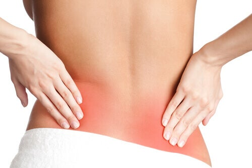 kronisk inflammation i ryggen