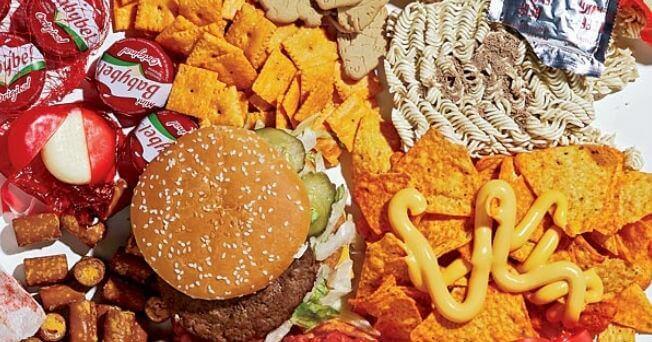 Skräpmat är dålig för dina tarmar