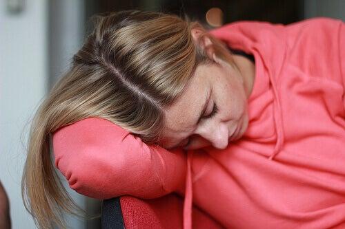 Försök sova 8 timmar om dagen