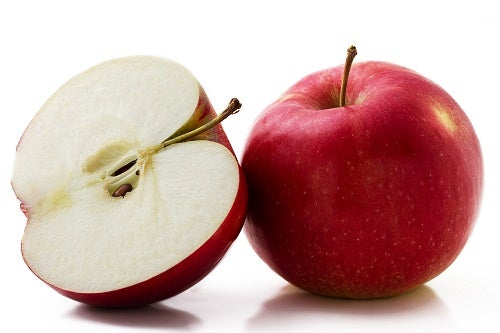 Äpplen och urinsyra