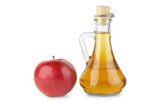 Äppelcidervinäger är bra för cirkulationen