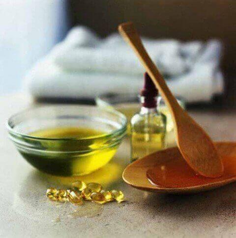 vitamin E som olja