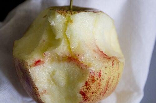 En orsak till gingivit kan vara näringsbrist
