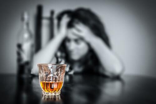 Alkoholism är ett allvarligt problem