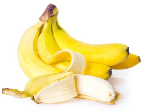 En klase bananer