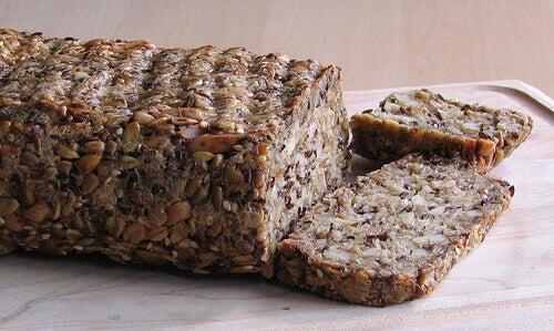 Bröd med linfrön