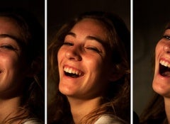 Le och skratta