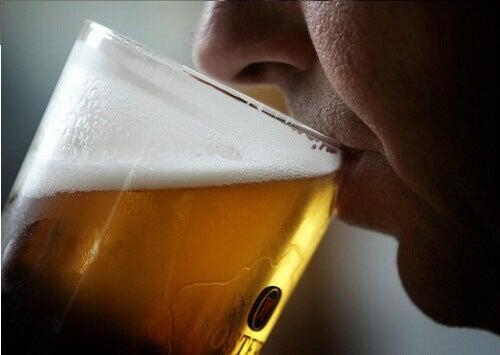 Extraordinära hälsofördelar med öl