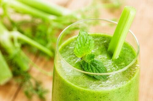Grön shake 2