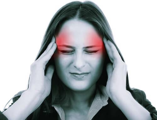 Alltid ont i huvudet
