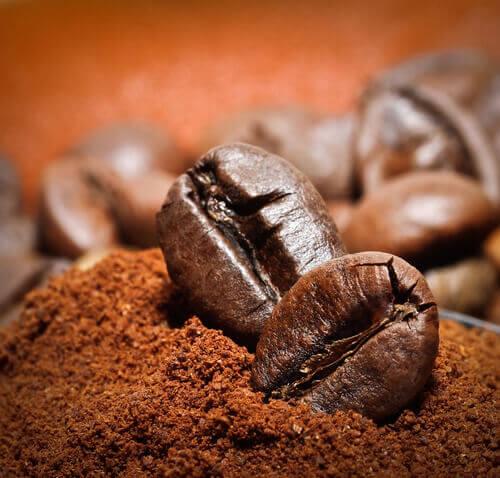 Doften av kaffe