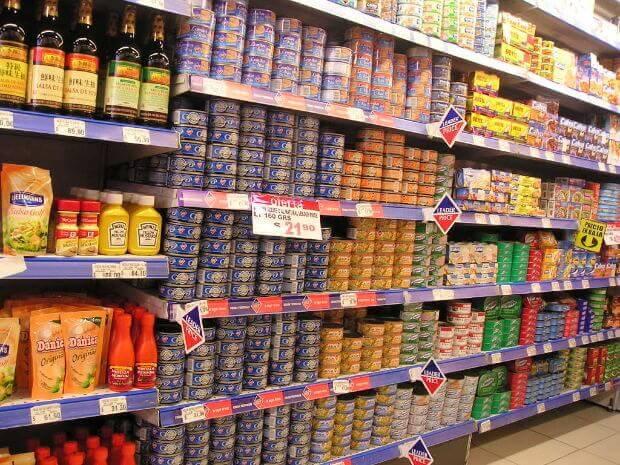 Riskerna med att äta konserverad mat