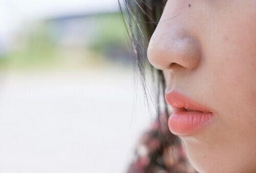 Fylliga läppar