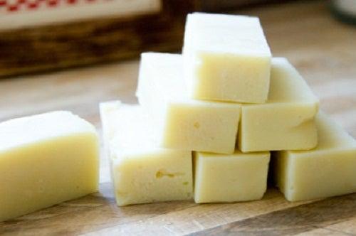 mild tvål för svampinfektioner