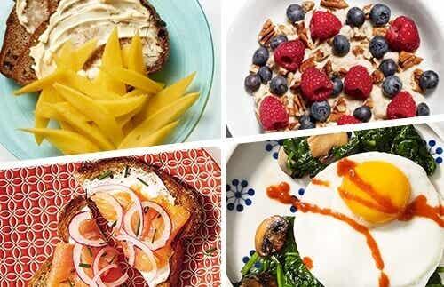 7 hälsosamma frukostar som hjälper dig gå ned i vikt