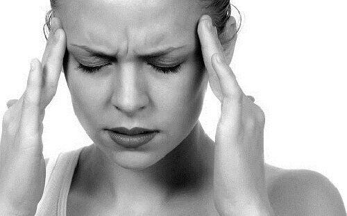 Snarkningar kan ge huvudvärk