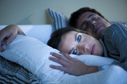 Att sova med bh eller inte