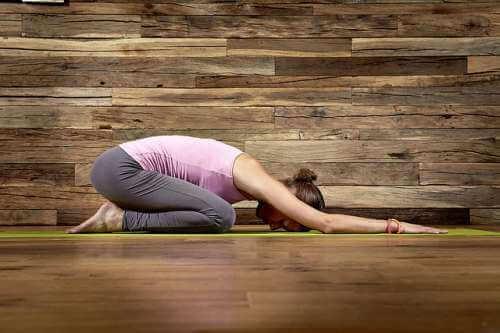 Avslappnande yoga