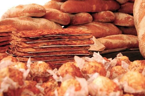 Bröd och bakverk