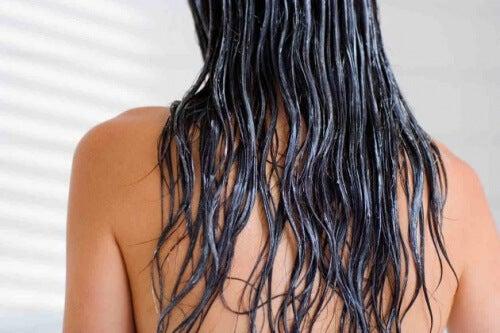 Upptäck hur du kan tvätta håret utan schampo