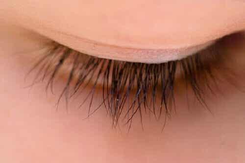 Huskurer för att stärka och få dina ögonfransar att växa