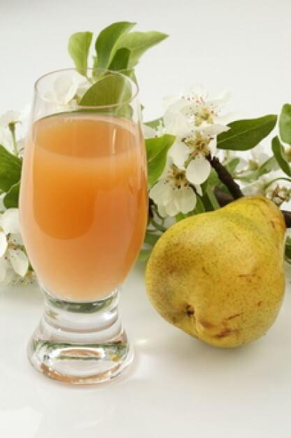 Smoothie på päron