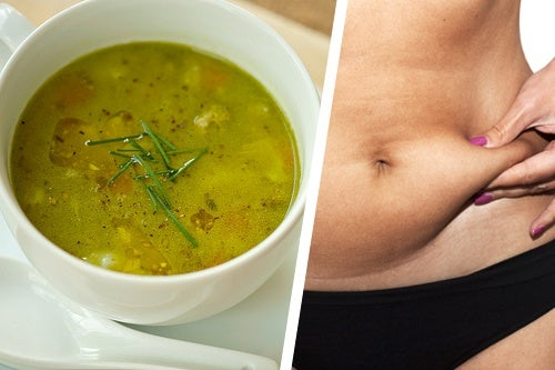 Soppa och mage