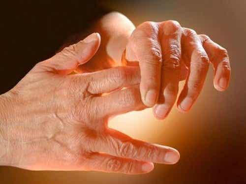 Orsaker till stickningar i händer och ben