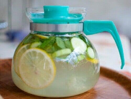 Ingefära och citron: Den perfekta kombinationen för viktminskning