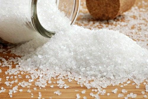 Befria kroppen från överflödigt salt