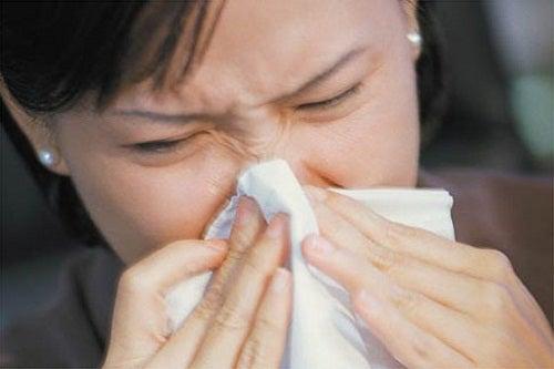 Allergier kan orsaka snarkningar