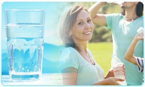 Drick vatten varje dag