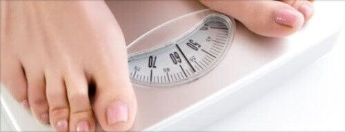 Håll en bra vikt